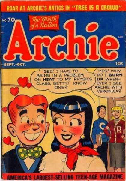 Archie and Veronica :)