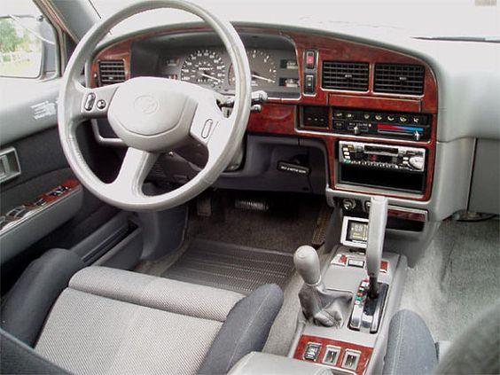 Toyota 4runner 4 Runner 1990 1991 1992 1993 1994 1995 Dash