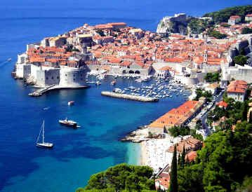 Dubrovnik, Croatia. It gives my a wanderlust!!