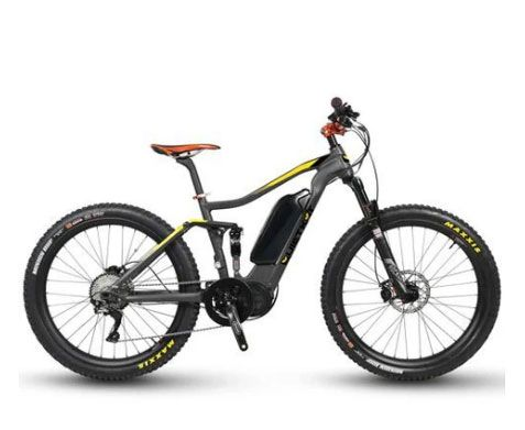 Quietkat Quantum Full Suspension Ebike Electric Mountain Bike