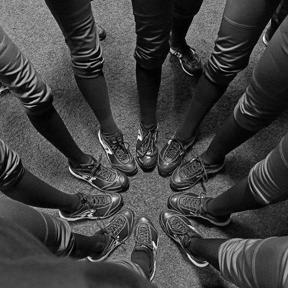 T•E•A•M R•I•N•G•O•R #softballstrong