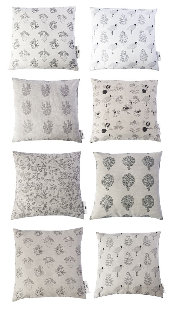 Ryn Frank cushions - New collection www.rynfrank.co.uk