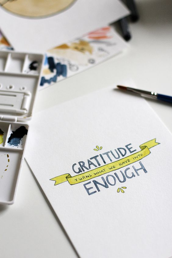 Words: Gratitude   Fellow Fellow