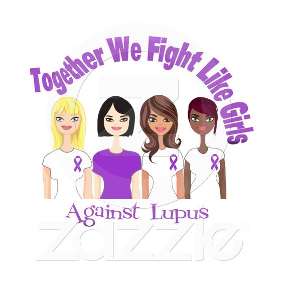 Together We Fight Like Girls