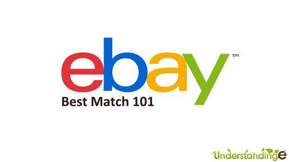 eBay Best Match 101