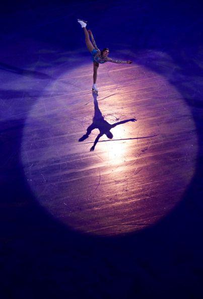 Carolina Kostner - Figure Skating Exhibition Gala - Sochi 2014
