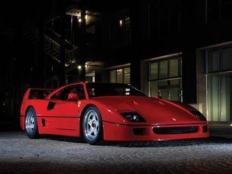 Ferrari f40, f 40, f40 ferrari, ferrari f 40, best sports car, ferrari car - Rev To The Limit