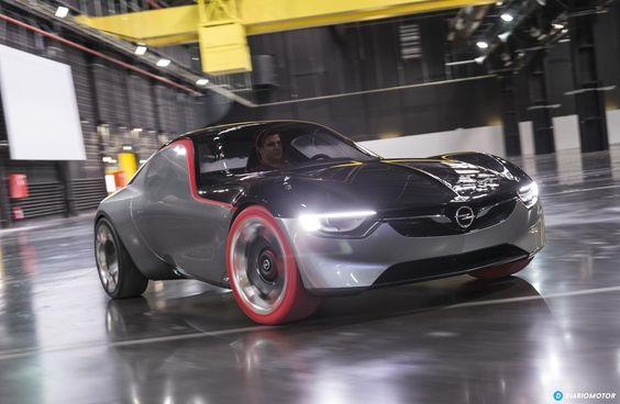 Inside Opel: así se creó el Opel GT, un prototipo con 50 años de historia   Diariomotor