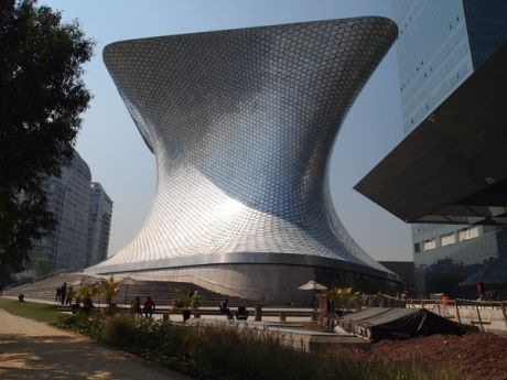 museo soumaya #Mexico City #about #travel