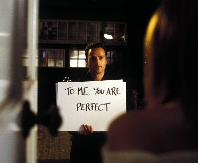 Love Actually.  One of my favourite scenes from one of my favourite movies!