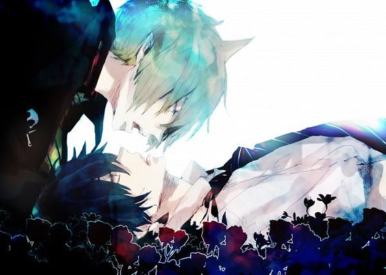 Amaimon x Rin (Ao No Exorcist)