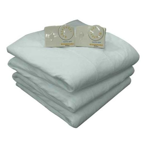 Have to have it. Biddeford Blankets Electric Heated Mattress Pad - $38.12 @hayneedle