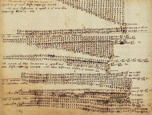 Sir Isaac Newton | Philosophiæ Naturalis Principia Mathematica