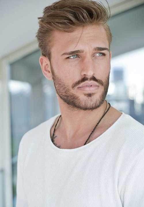 Trend Männerfrisuren 2019 Mittellange Haare Frisuren