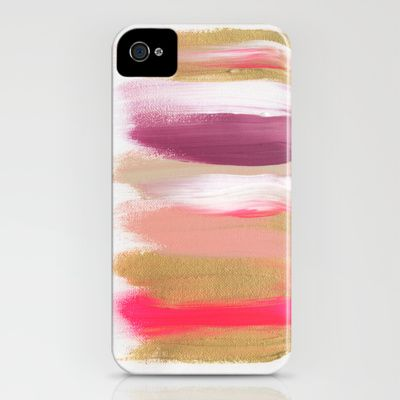 Colors 201 iPhone Case by JenRamos - $35.00