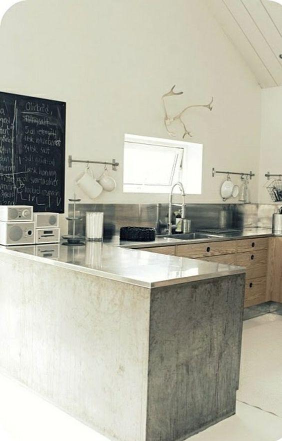 50 moderne küchen mit kochinsel ausgestattet | ideen küche und bad, Moderne deko