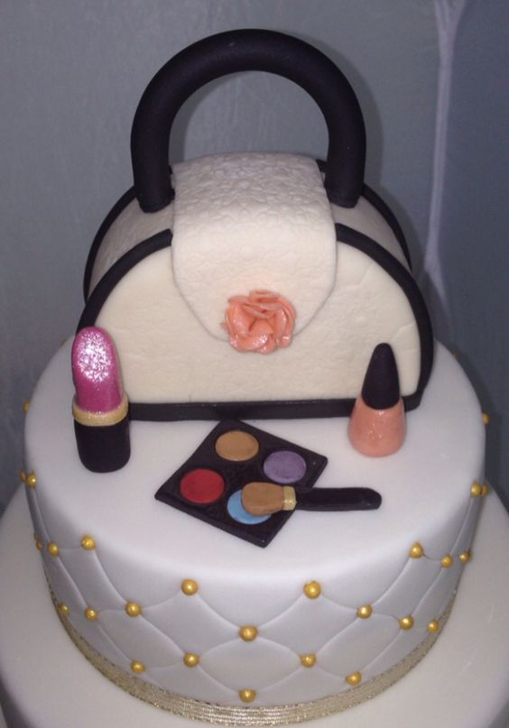 Cake Topper Shoes And Handbags