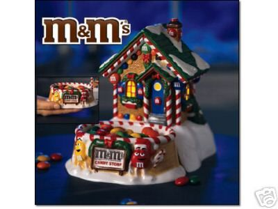 Cute M&M House
