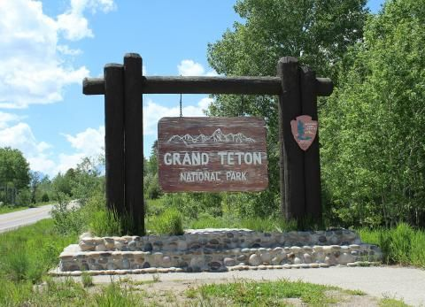 What to do in Grand Teton National Park.
