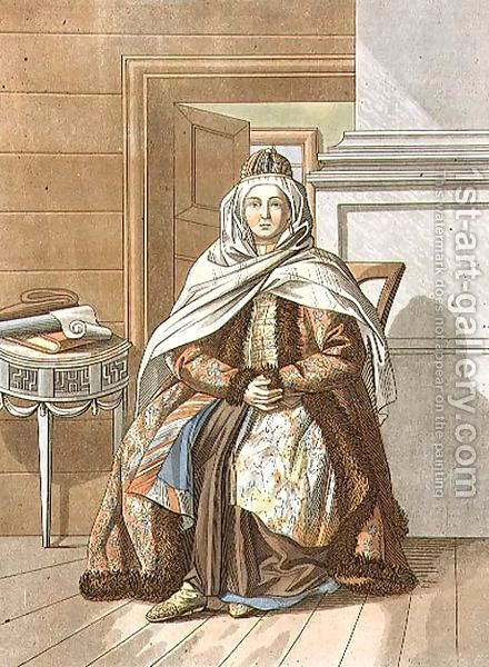 E. Karnejeff:Tartar Woman from Tomsk
