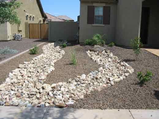 Garden Ideas Arizona desert rock garden ideas | garden design ideas