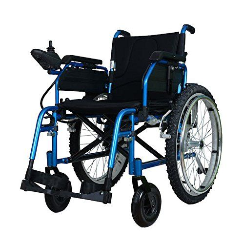 Lightweight dual function foldable power for Lightweight motorized folding wheelchair
