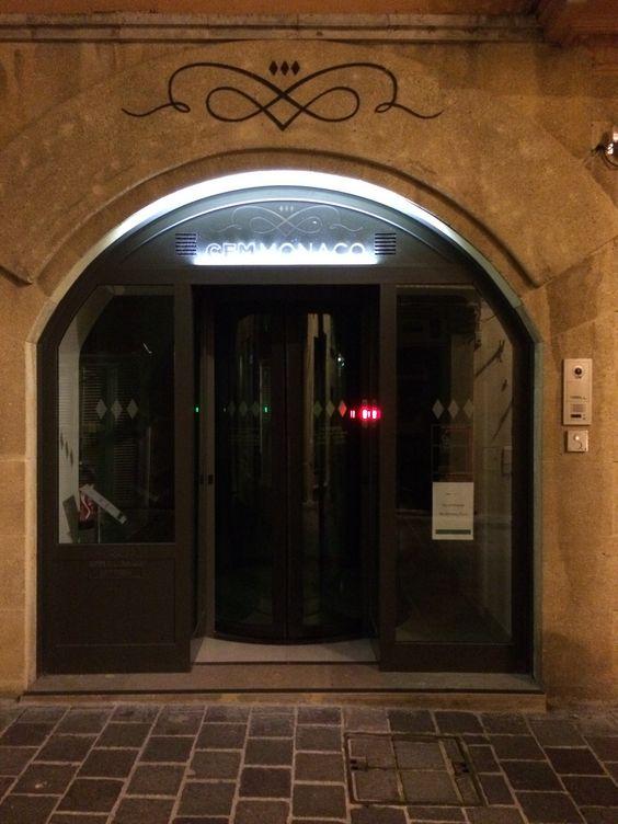 door, monaco
