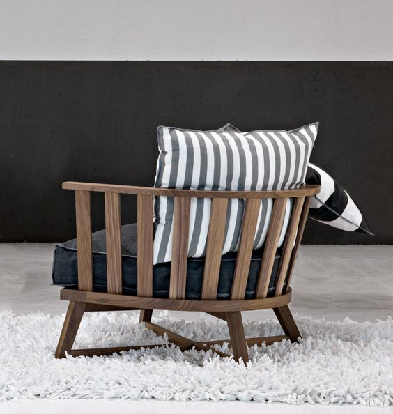 Gray 07, Gervasoni FF\E_Chair Pinterest Sessel - design couchtisch teppich alessandro isola