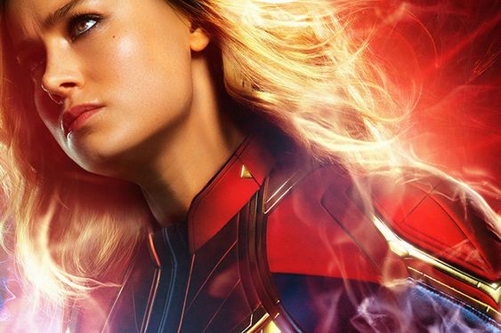 Captain Marvel opens to poor audience but strong critic reviews