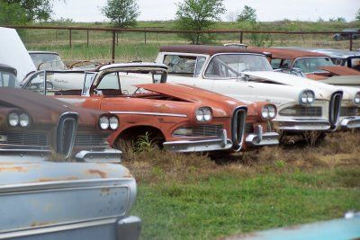 Abandoned Cars Cars And Oregon On Pinterest