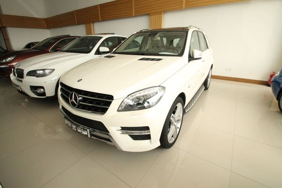 Mercedes Benz ML 350 For Sale                         in Jeddah