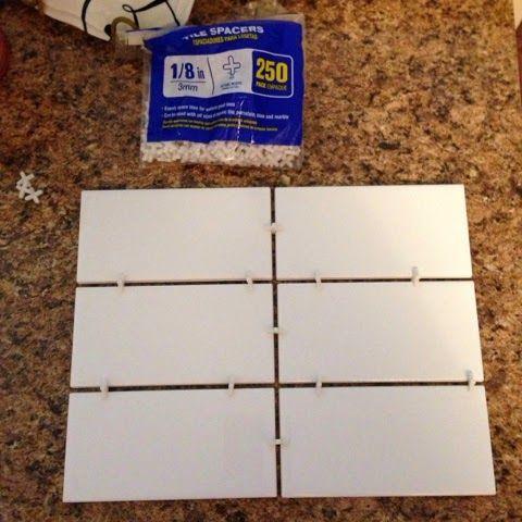 1 8 Inch Tile Spacers Subway Tile Backsplash Subway Tile Tile Spacers