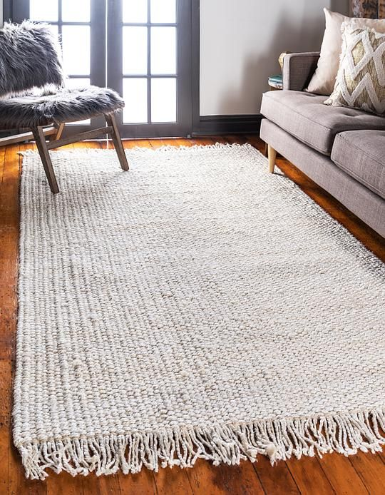 Main Image Of Rug Jute Rug Living Room Chunky Jute Rug Rugs