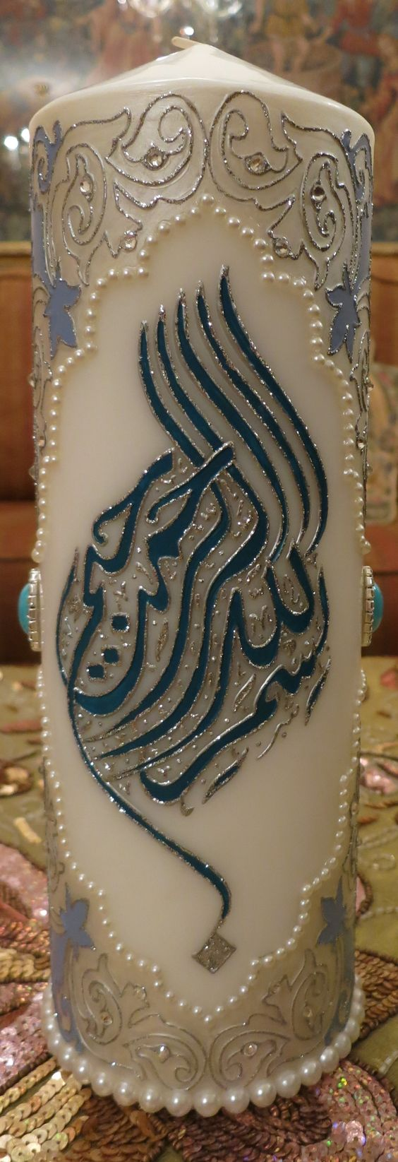 Candle Art Islamic Wedding Gift