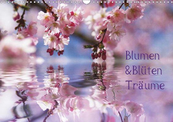 Blumen & Blüten Träume - CALVENDO