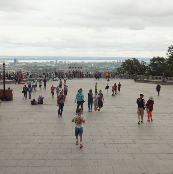 Prendre de la hauteur pour admirer Montréal - Blog d´Elisa N | Voyages, Photos et Lifestyle