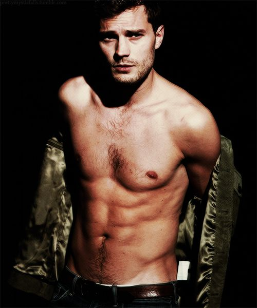 Even Got The Perfect Amount Of Chest Hair And A Body That Won T Quit Yes I Am Quite Hy With Jamie As S Pinterest Dornan