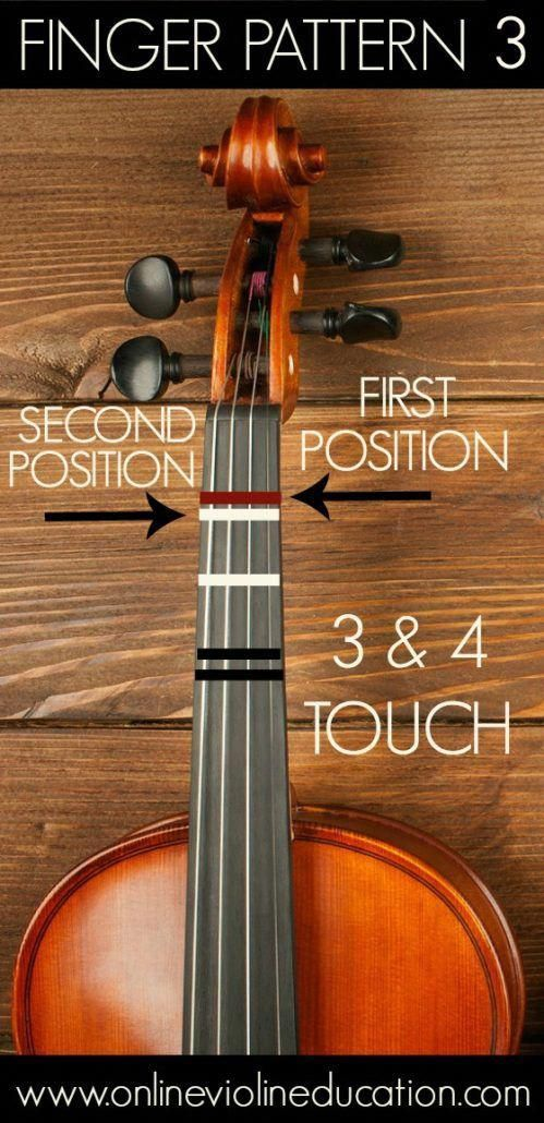 Learn All About Second Position For The Violin And Exciting