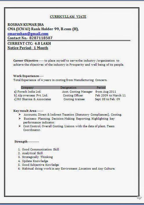 Cv Format Uae Careers In Dubai Middle East Resume Format Cv