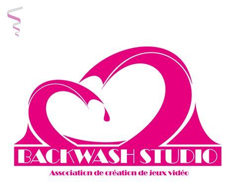 Logo créé pour l'association Backwash Studio (dont je fait partie) Motivation de ce logo: - représenter un backwash (deux vagues l'une contre l'autre) - représentation de la Vendée via le Coeur Vendéeen - Coeur aussi pour l'amour de la passion qui anime les créateurs de cette association