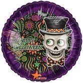 """18"""" Top Hat Halloween"""