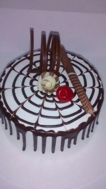Delicia de chocolate!