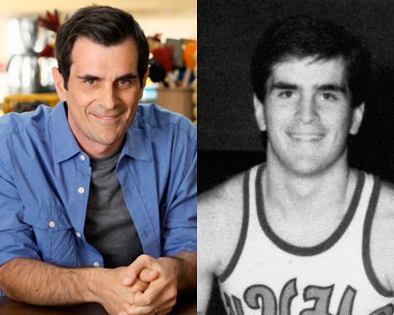 Young Ty Burrell Ty Burrell before famo...
