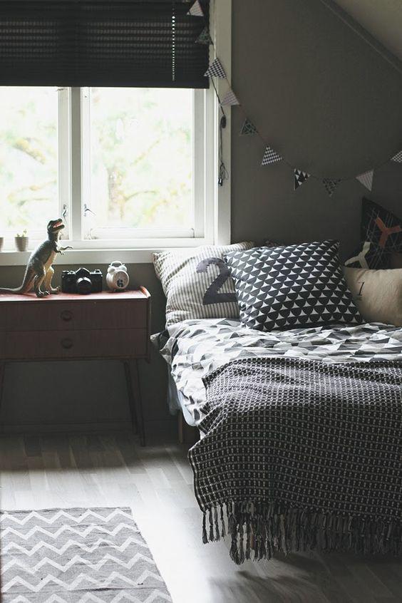 10 fotos de habitaciones juveniles para chicos paredes - Habitaciones juveniles fotos ...