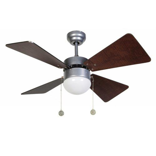 17 Stories 81cm Plant 4 Blade Ceiling Fan Ceiling Fan Ceiling
