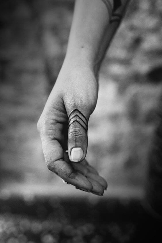 Small Tattoos For Men Thumb Tattoos Finger Tattoos Small