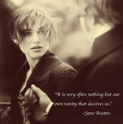 Jane Austen - Pride and Prejudice - Keira Nightly: