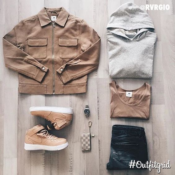 #outfitgrid