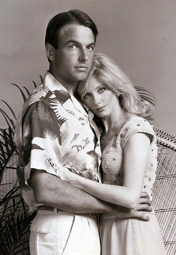 Flamingo road (1980-1982) with Mark Harmon and Morgan Fairchild