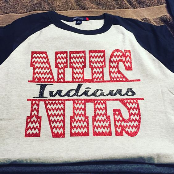 School Spirit Shirts by CasleyCreations on Etsy